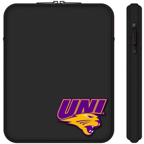 "Centon 10"" Classic Black Tablet Sleeve University of Northern Iowa"