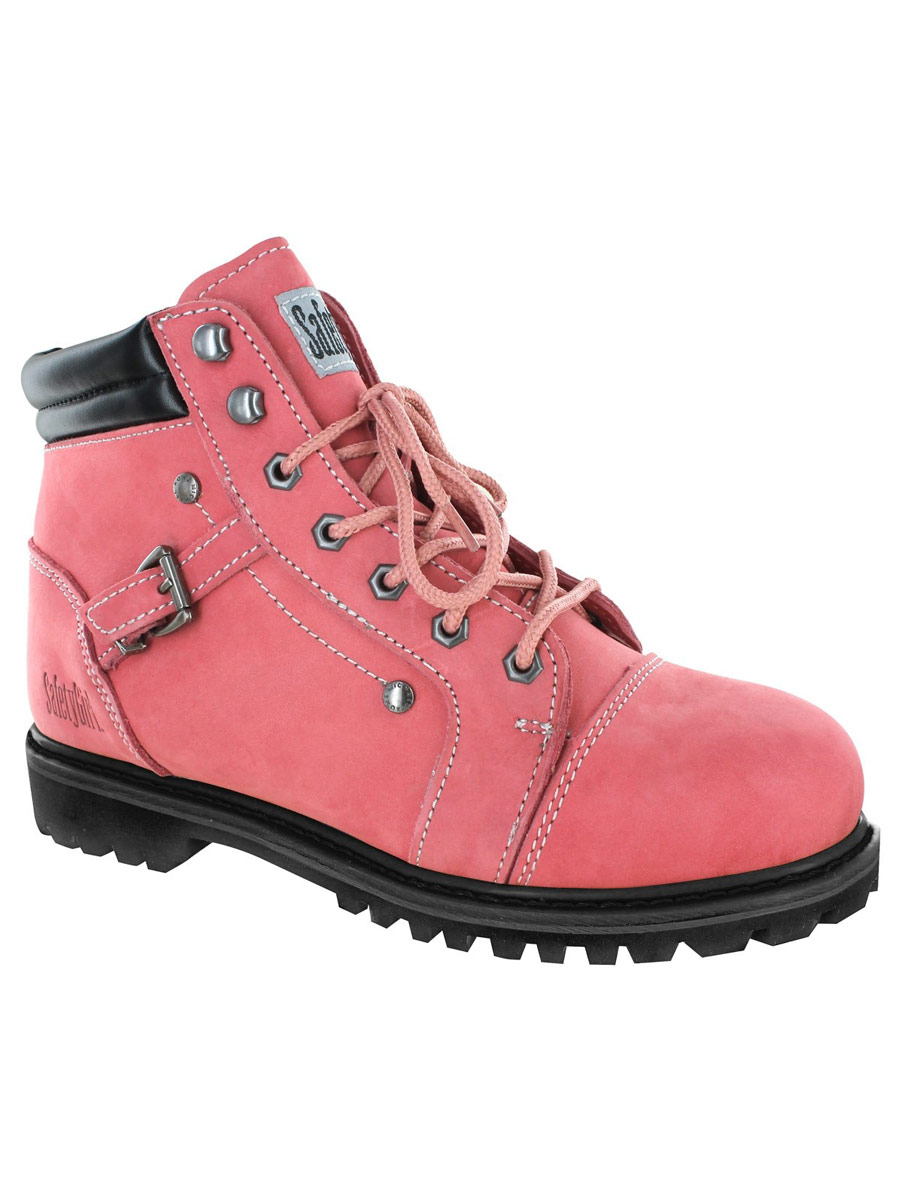 Safety Girl Fusion Work Boot -Pink