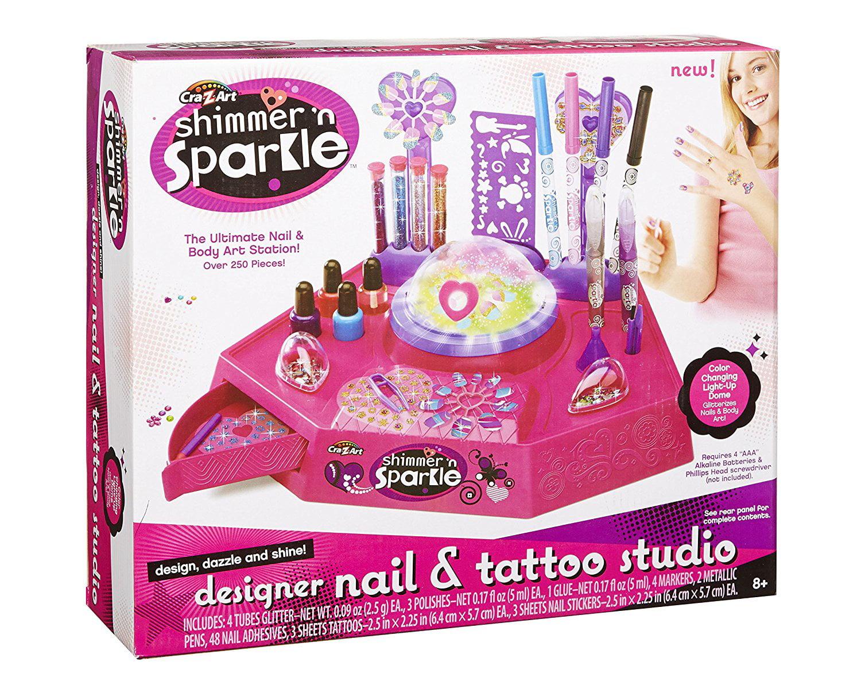 Cra z art designer nail tattoo studio walmart prinsesfo Choice Image