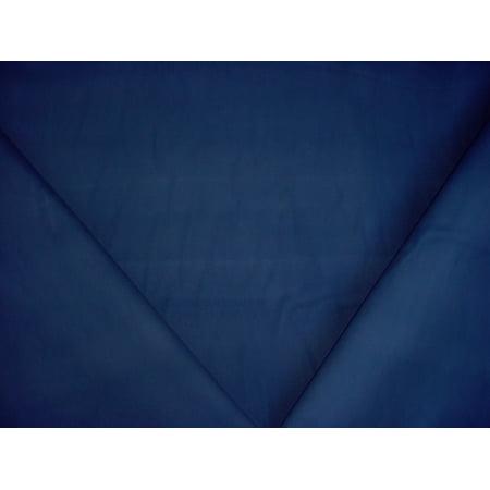 Chris Stone California Woodbridge in Navy - Heavy Sapphire Blue Cotton Twill Designer Upholstery Drapery Fabric - By the Yard