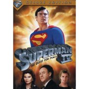 Superman IV: The Quest For Peace (Deluxe Edition) (Widescreen) by TIME WARNER