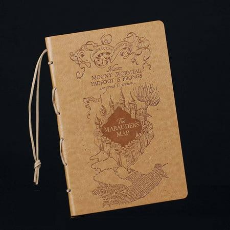 Harry Potter Marauder's Map Journal](Harry Potter Mlp)