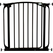 DREAMBABY CHELSEA SWING CLOSED SAFETY BLACK GATE