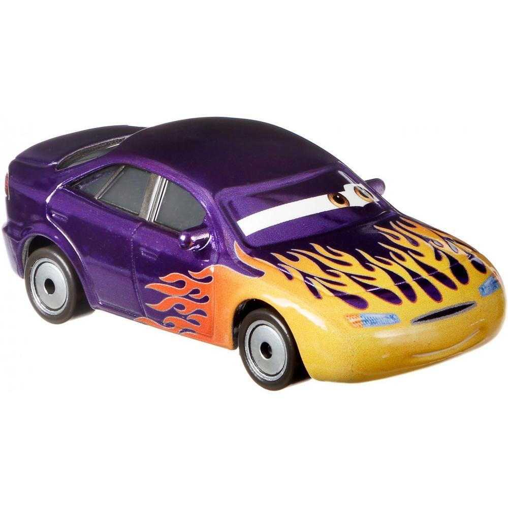 cut Notebook with Wheels Disney Pixar Cars Die