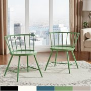 iNSPIRE Q Truman Low Back Windsor Classic Dining Chair (Set of 2) by  Modern
