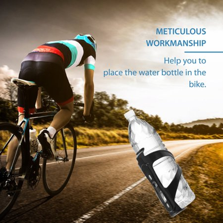 Bike Bicycle Cycling Mountain Sport Water Bottle Drinks Plastic Holder Cages - image 6 of 9