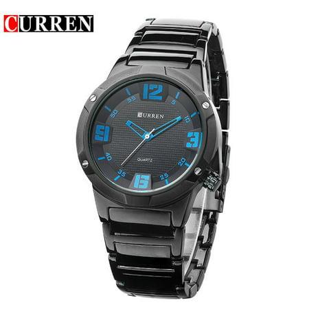 Fashion Casual Business Men High Quality Watch Quartz Analog Sport Wrist Watch Best