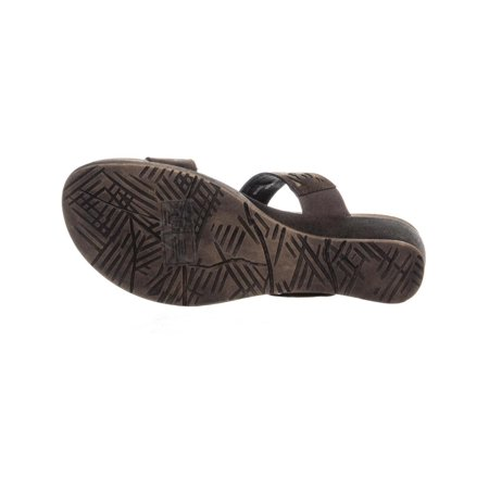 d7b3e2f7c Bearpaw Noelle Slip On Wedge Heel Sandals