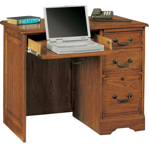 Winners Only, Inc. 3 Drawer Computer Desk