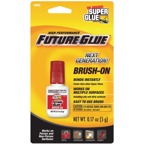"""Super Glue SGC15099M SUPER GLUE 15099 Future Glue In Brush On"""