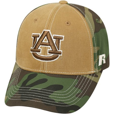 University Of Auburn Tigers Mossy Baseball Cap Auburn Tigers Green