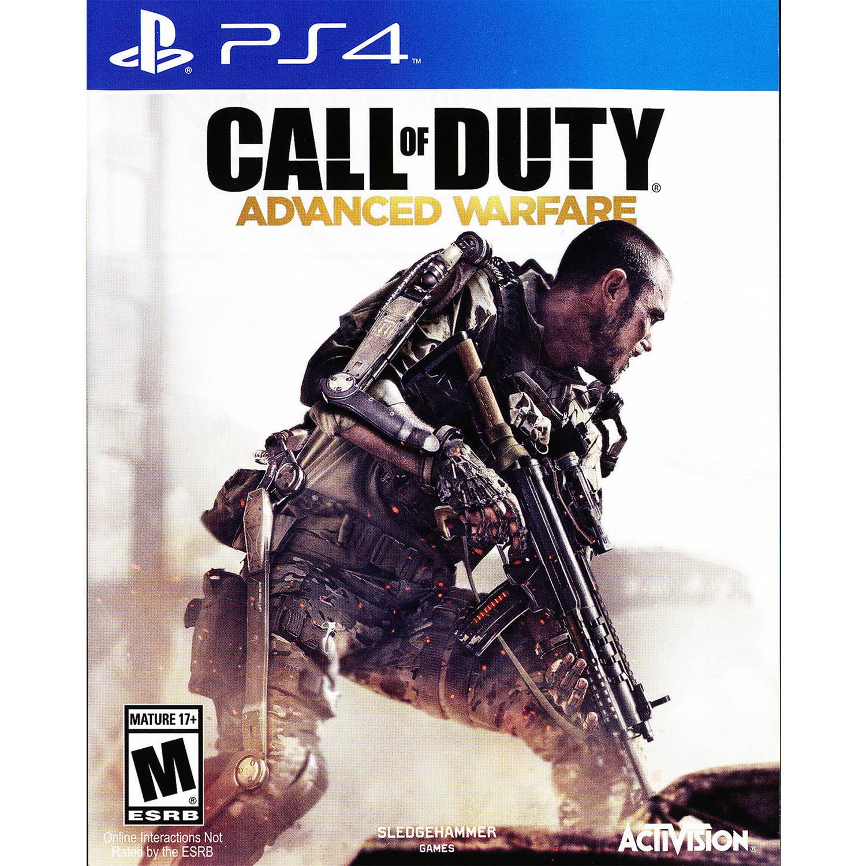 Call of Duty: Advanced Warfare (Playstation 4) by Sledgehammer Games