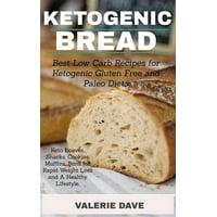 Ketogenic Bread - eBook