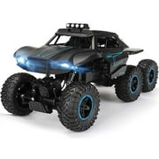 2.4Ghz 1:12 6WD RC Cars Rock Off-Road High Speed Remote Control Fast Race Buggy Hobby Car For Children Christmas Gift