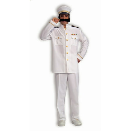 Captain Cruise Adult Costume - Gay Halloween Cruise