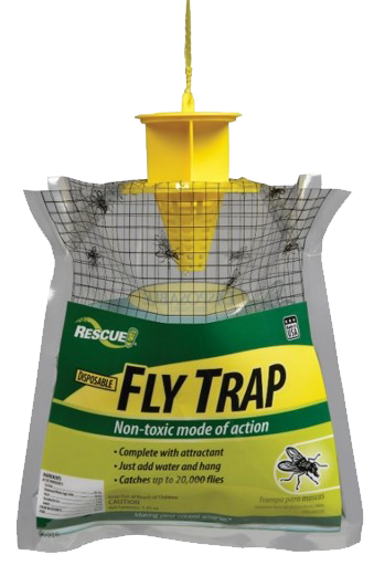 Business & Industrial Rescue Fly Tape 3 Pack Free Ship Fly Strip Fly Trap Livestock Supplies