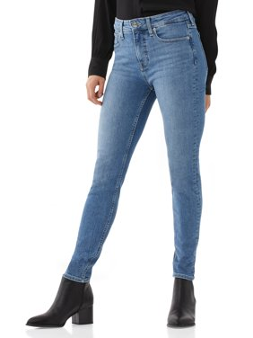 Free Assembly Womens Essential High-Rise Skinny Jeans