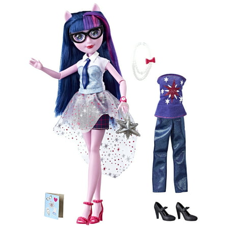 Leop Pony - My Little Pony Equestria Girls So Many Styles Twilight Sparkle