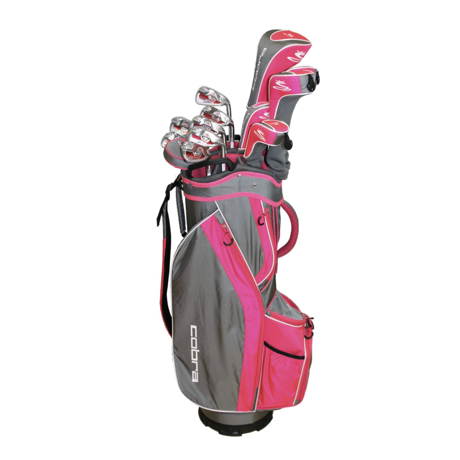 Cobra FLYZ S Women's 13-Piece Right Hand Pink Complete Set