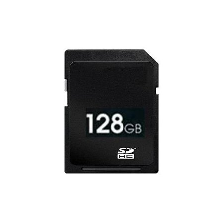128GB SD Memory Card