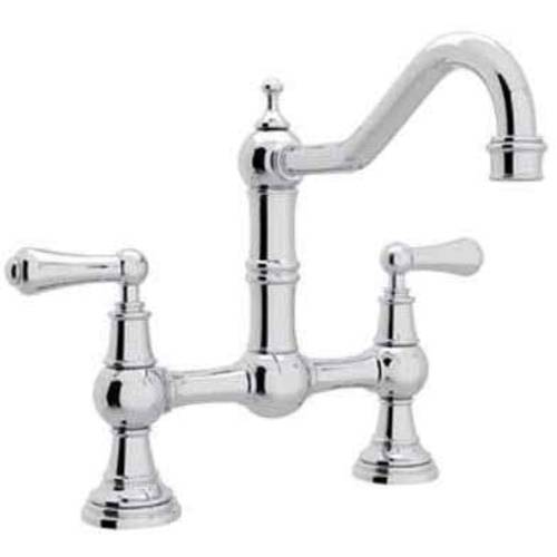 perrin and rowe kitchen faucet rohl u4751 perrin and rowe bridge kitchen faucet 25445