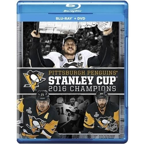 2016 Stanley Cup Champions (Blu-ray)
