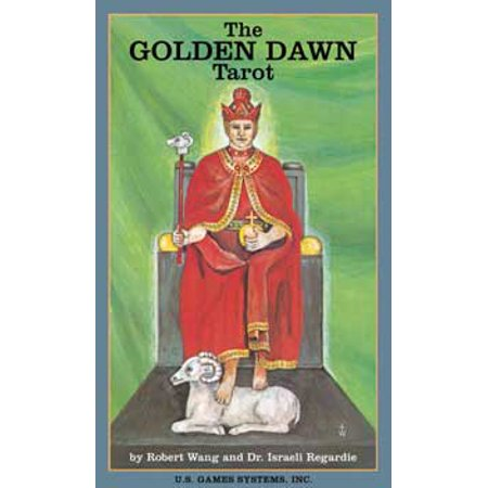 Novelty Toys Tarot Cards Hermetic Order of the Golden Dawn Esoteric Notebooks MacGregor