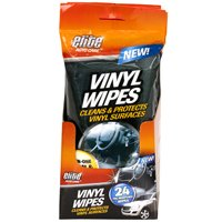 AUTO VINYL WIPES 24PC