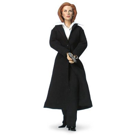 Sideshow Exclusive The X-Files Agent Dana Scully with FBI Jacket - image 1 of 1