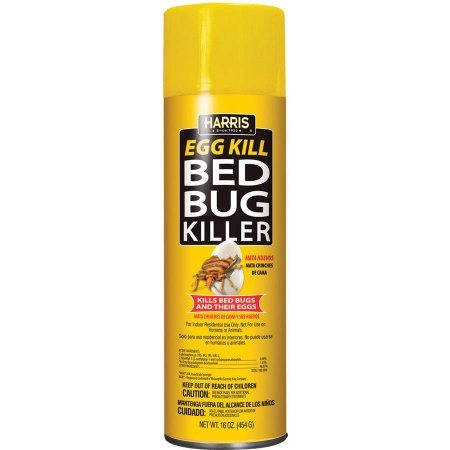 harris egg kill, bed bug killer 16.0 oz(pack of 12) - walmart