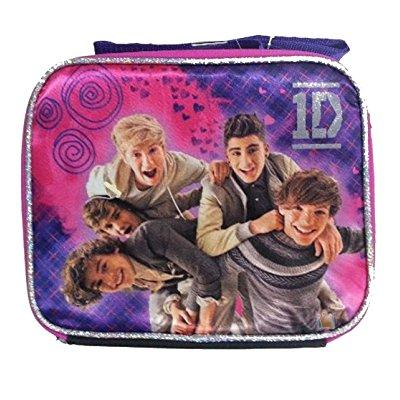 lunch bag - one direction - happy liam louis niall zayn
