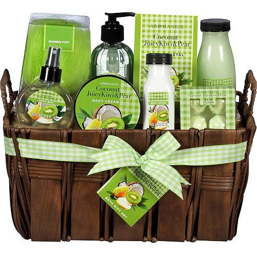 Aromanice Bath Gift Set, 8 pc