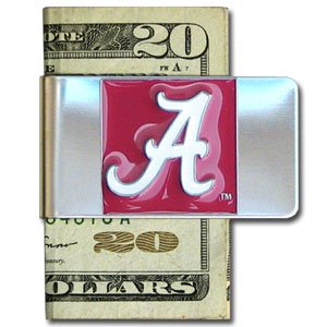 Alabama Steel Money Clip (F)