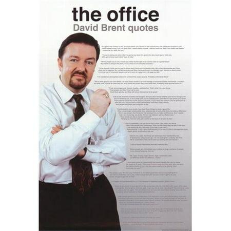 Posterazzi MOV373831 The Office Movie Poster - 11 x 17 in. - image 1 de 1