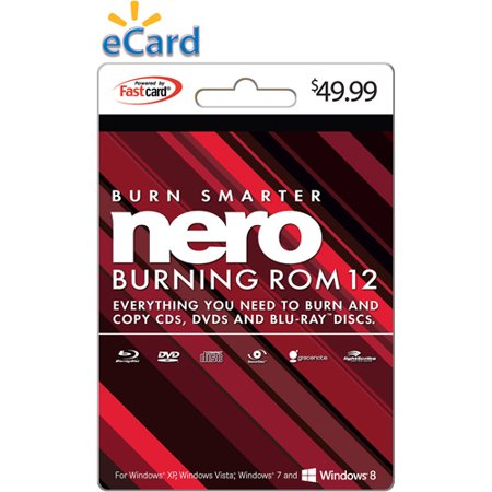 Nero Burning ROM 12 $49.99 eGift Card (Email Delivery) ()