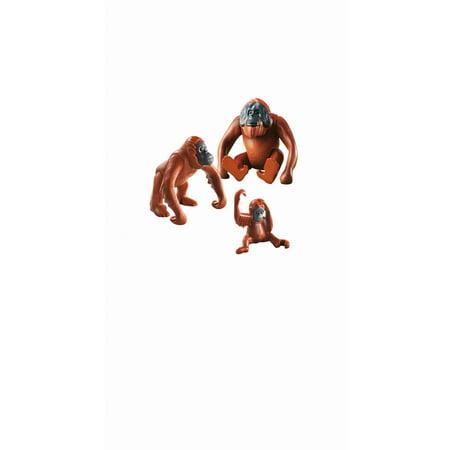Playmobil Orangutan Family