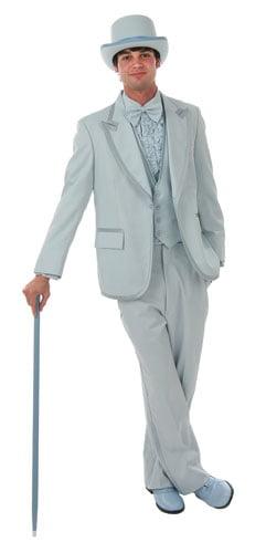 Deluxe Dumb And Dumber Blue Tuxedo Adult Mens Costume