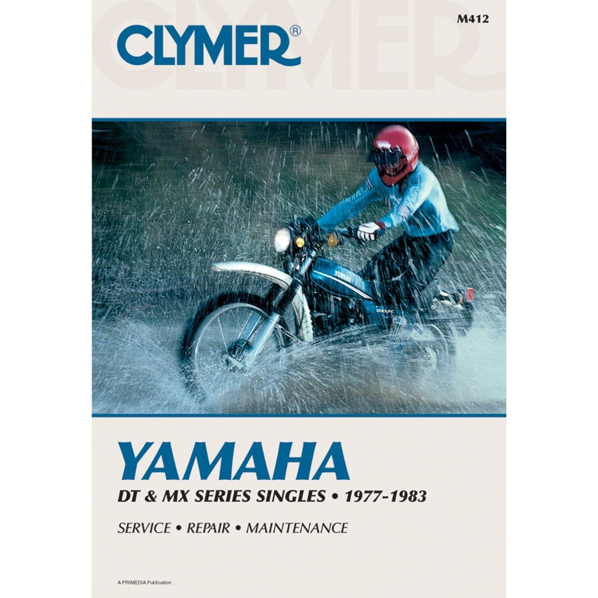 repair manual for yamaha dt mx100 400 77 83 by clymer walmart com rh walmart com yamaha xs650 clymer manual yamaha virago clymer manual