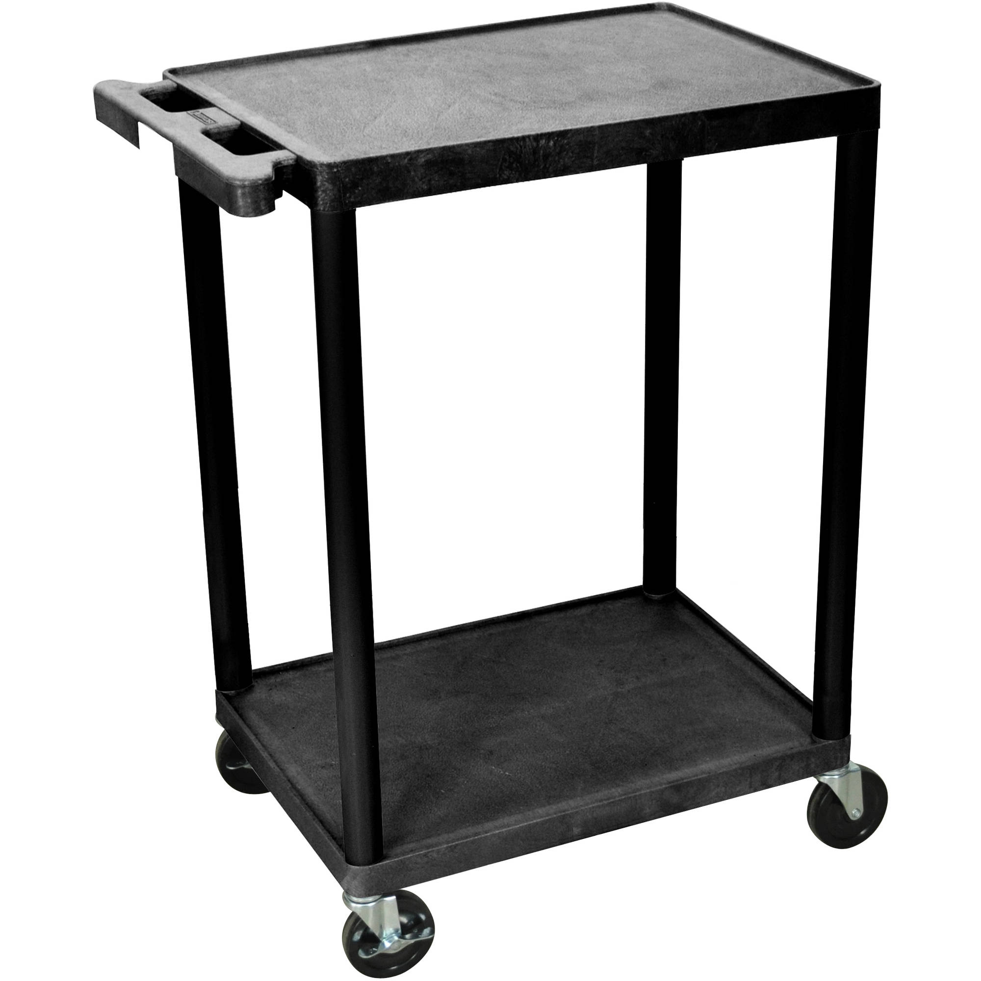 Luxor 2-Shelf Utility Cart