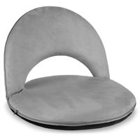 BCP Multipurpose Adjustable Floor Chair w/ Microfiber Cover (3 color options)