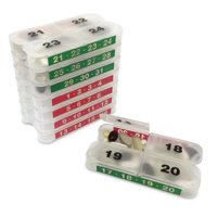 MedCenter SmartPack Monthly Pill Organizer Set - 31 Day