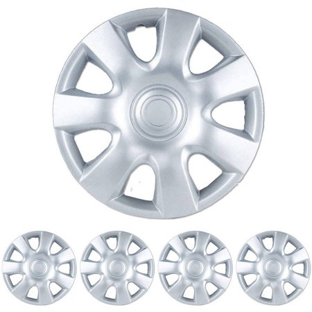 BDK Toyota Camry Style Hubcaps Wheel Cover, 15