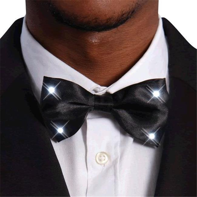 Light-Up Tie Available in black or white Lit-Up Tie