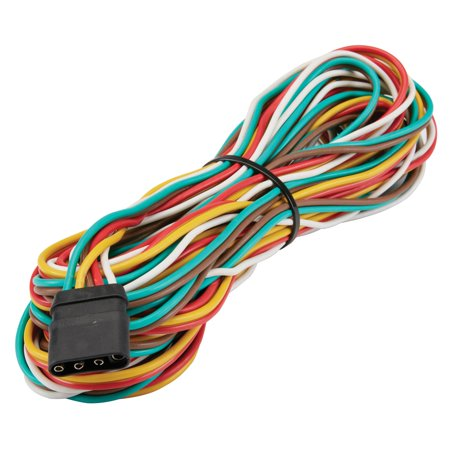 Four-Way Trailer Wiring Connection Kit on