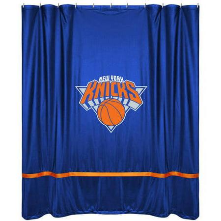 NBA New York Knicks Shower Curtain - Walmart.com
