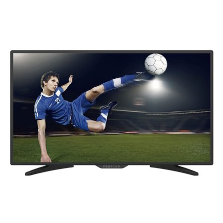 "Proscan PLDED4016A 40"" 1080p D-led TV (ATSC TUNER)"