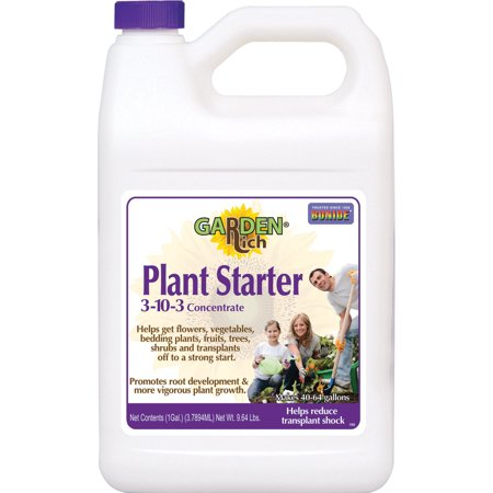 Bonide Products Inc P-Plant Starter Solution 3-10-3 Concentrate 1 Gallon