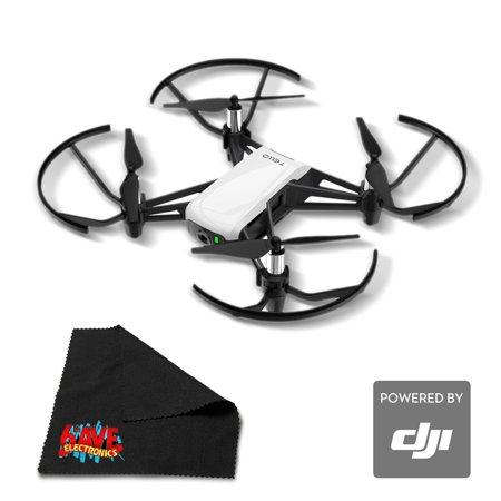 Ryze Tech Tello Quadcopter (White) + Accessories Kit
