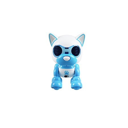 - Smart Puppy Robotic Dog LED Eyes Sound Recording Sing Sleep Cute Toy