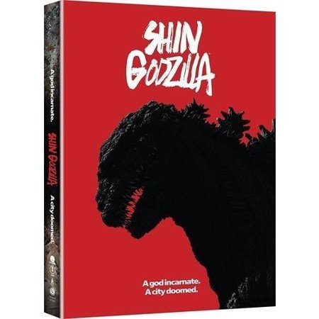 Shin Godzilla Movie  Dvd